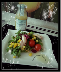 Vinaigrette Salatsauce